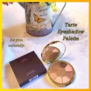 Tarte Eyeshadow Palette - be you. naturally. NIB